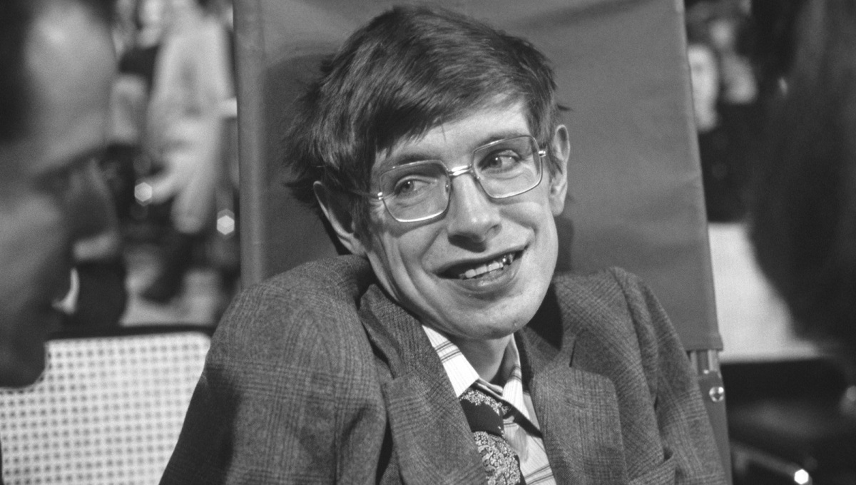 Change your Mind - Stephen Hawking