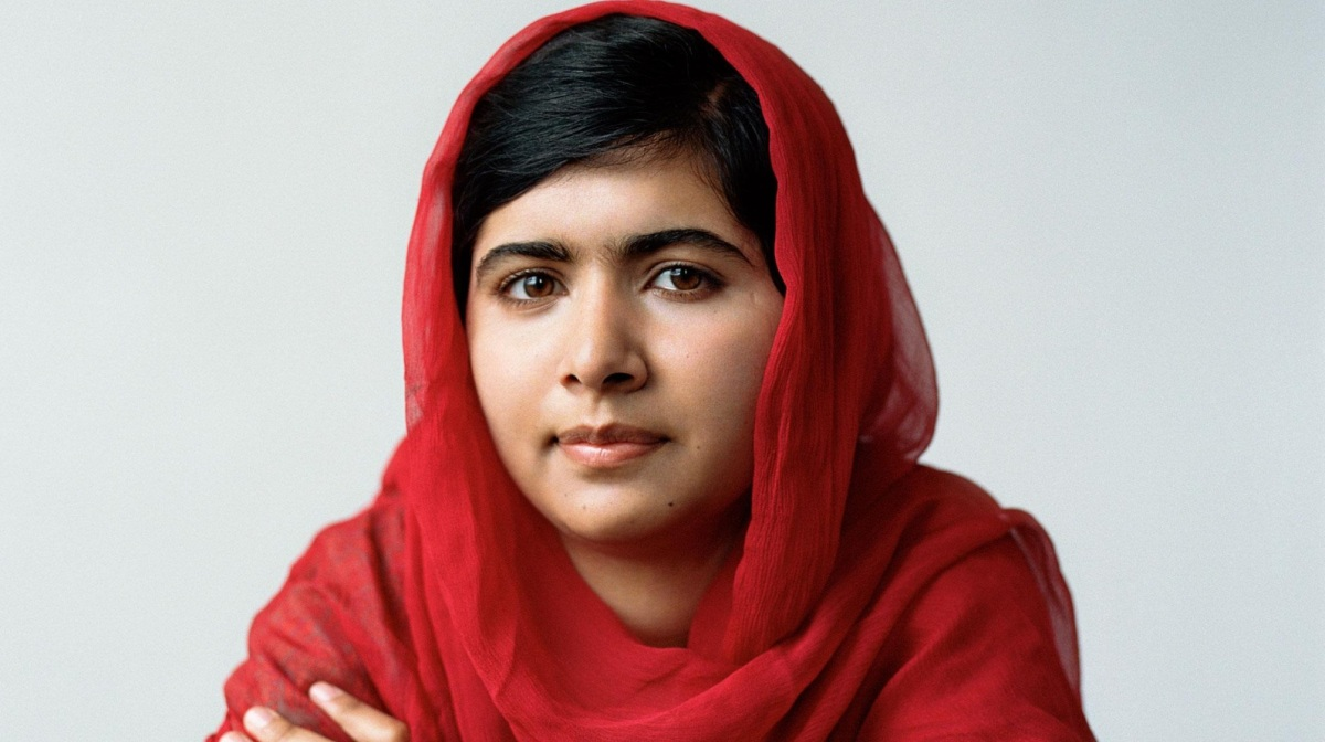 Be Strong - Malala Yousafzai