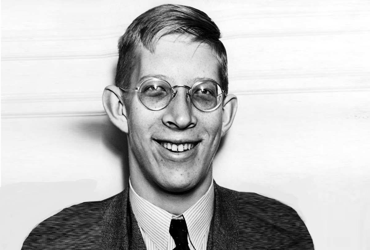 The tallest man ever - Robert Wadlow