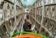 Supercomputers are used in fields as diverse as computational biology and geographic information systems.