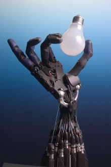 The Shadow robot hand system