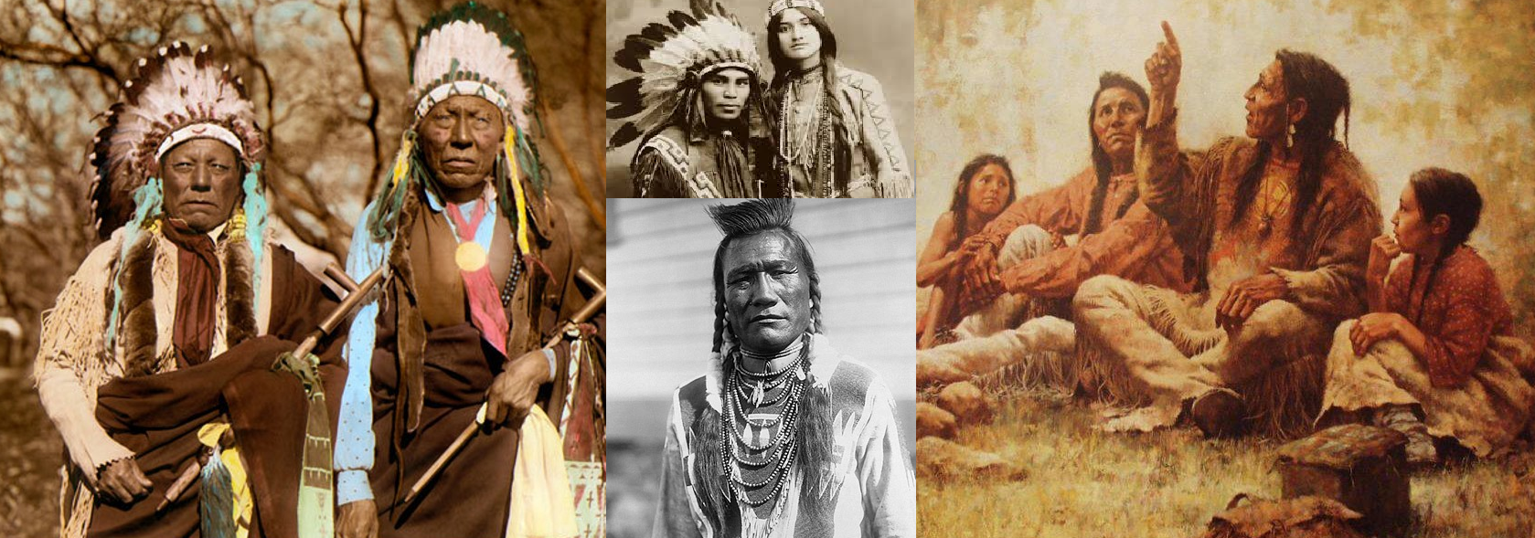 A Cherokee Indian Legend – The Tale of Two Wolves